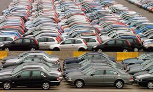 Продажи автомобилей: в Европе рост, в России - падение