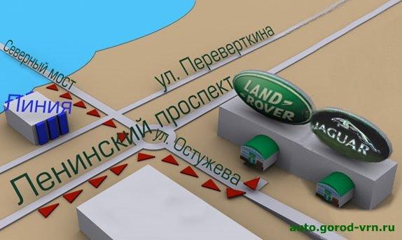 Схема проезда ленинский проспект