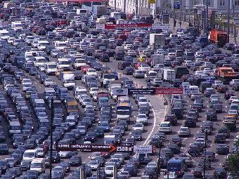 Воронежстат: в области почти 750 тыс. автомобилей