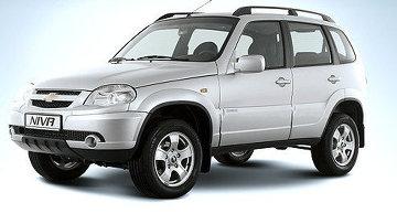 С 1-го января 2013-го года подорожает Chevrolet Niva