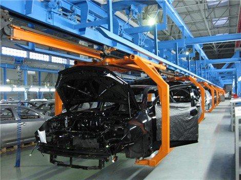 Черкесский автомобильный завод наращивает объемы производства