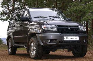 УАЗ презентует на ММАС 2012 обновленные внедорожники UAZ Pickup и UAZ Patriot