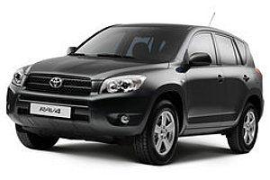 Стоимость Toyota RAV4 нового поколения составит 988 000 рублей