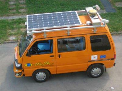 Голландские студенты победили в гонках машин на солнечных батареях