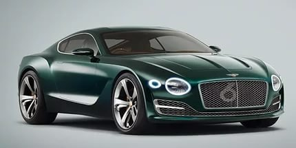 Популярность Bentley в России растет