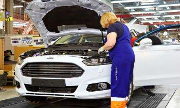 Все российские производства Ford в новом году планируют работать в полную силу