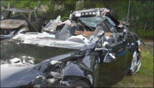 Расследование о смертельном ДТП с Tesla офици ...