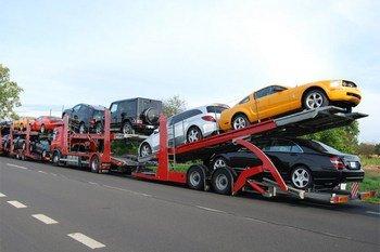 В России в начале года наблюдается рост авто импорта