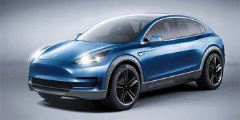 Tesla в 2018 году представит кроссовер Model Y