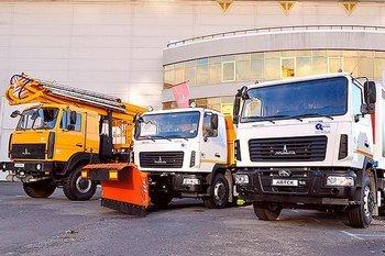 МАЗ вместе с китайскими партнерами собирается выпускать в Белоруссии спецмашины