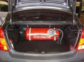 В России будут поощрять использование автомобилей на газу
