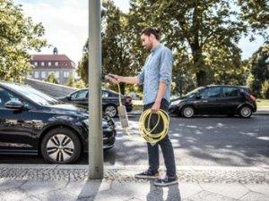 Новый вариант зарядки электрокаров: от любого ...