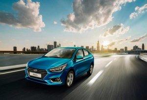 На российском рынке уекренно подорожали три модели машин Hyundai