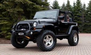 В России отзываются 3000 Jeep Wrangler и Chrysler 300