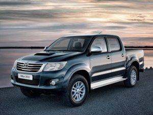 И вновь подушки безопасности: в России отзываются пикапы Toyota Hilux