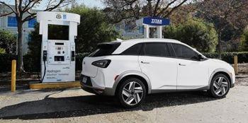 Hyundai  показал водородный кроссовер с функцией автопилота