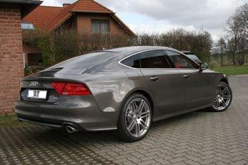 В России отзываются 5 тысяч Audi из-за неполадок в климат-контроле