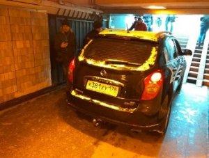Проверка возможностей автомобиля: в Питере во ...