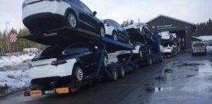 Tesla приостановила поставки электромобилей в Норвегию