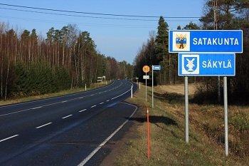 В Финляндии ухудшилось качество дорог
