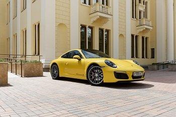 В автопарке «Яндекс. Драйв» появится Porsche
