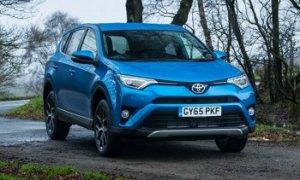 Toyota перестала выпускать RAV4 с дизельным двигателем