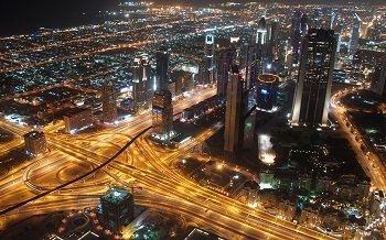 В ОАЭ вводят штраф для слишком любопытных автомобилистов