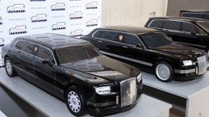 Автомобили «Кортежа» будут отправлять на экспорт