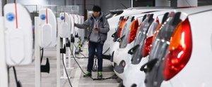 В Китае отменили субсидии на электрокары: продажи упали