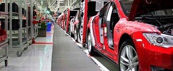 Tesla не смогла выйти на производство 6000 электрокаров в неделю