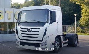 Hyundai открыл в Калининграде производство грузовиков и спецтехники