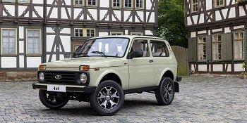 Европейцы стали покупать Lada на 30% меньше
