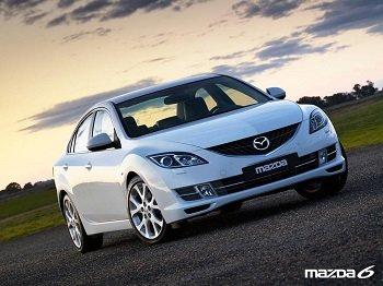 Mazda отзывает в России 62 000 машин