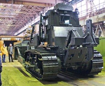Суровые бронированные тракторы начали выпускать в Челябинске