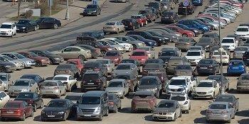 Российский автопарк превысил 50 млн авто