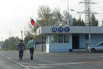 На М-4 крымские чиновники подрались с инспекторами ДПС