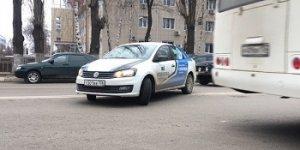 Нарушение ПДД автомобилем фотоконтроля — прод ...