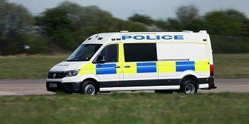 Volkswagen показал новый автозак для полиции