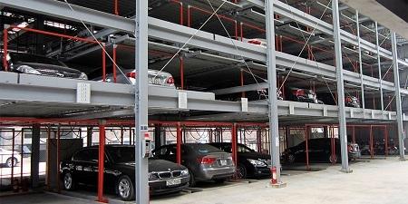 В России появятся парковки-пазлы