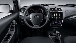 Названа стоимость новой Lada Granta с мультимедиа EnjoY Pro