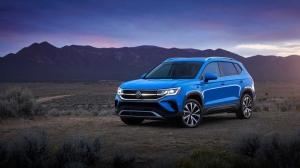 Состоялась официальная презентация нового Volkswagen Taos для России