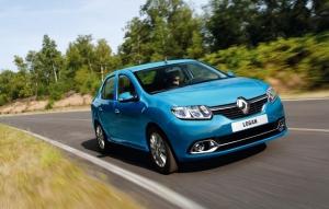 Renault Logan стал лидером среди самых проблемных автомобилей