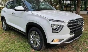 Второе поколение Hyundai Creta для России представлено официально