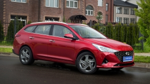 Hyundai Solaris в кузове универсал представили в сети