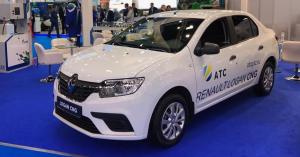 Компания Renault может начать выпуск седана Logan на природном газе в России