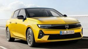 Opel Astra шестого поколения представлен официально