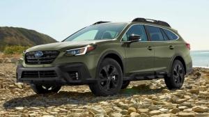 Обновленный Subaru Outback добрался до российского рынка