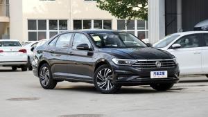 Компания Volkswagen представила обновленную Jetta