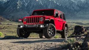 Появилась новая информация об электрическом Jeep Wrangler