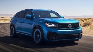 300-сильный кроссовер Volkswagen Atlas Cross Sport GT представила компания